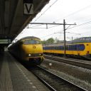 station, treinen, NS