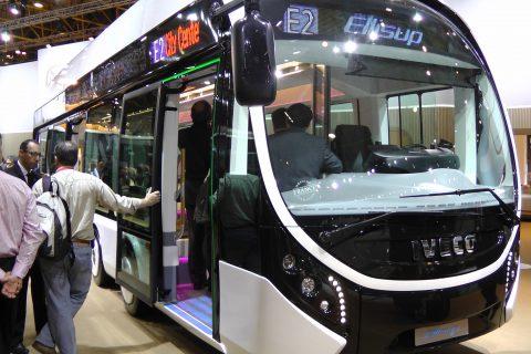 Ellisup, bus, Iveco Bus, Busworld 2013