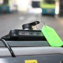 meetinstrument, bus, brandstof besparen