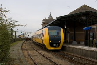 Station Kampen, Kamperlijn