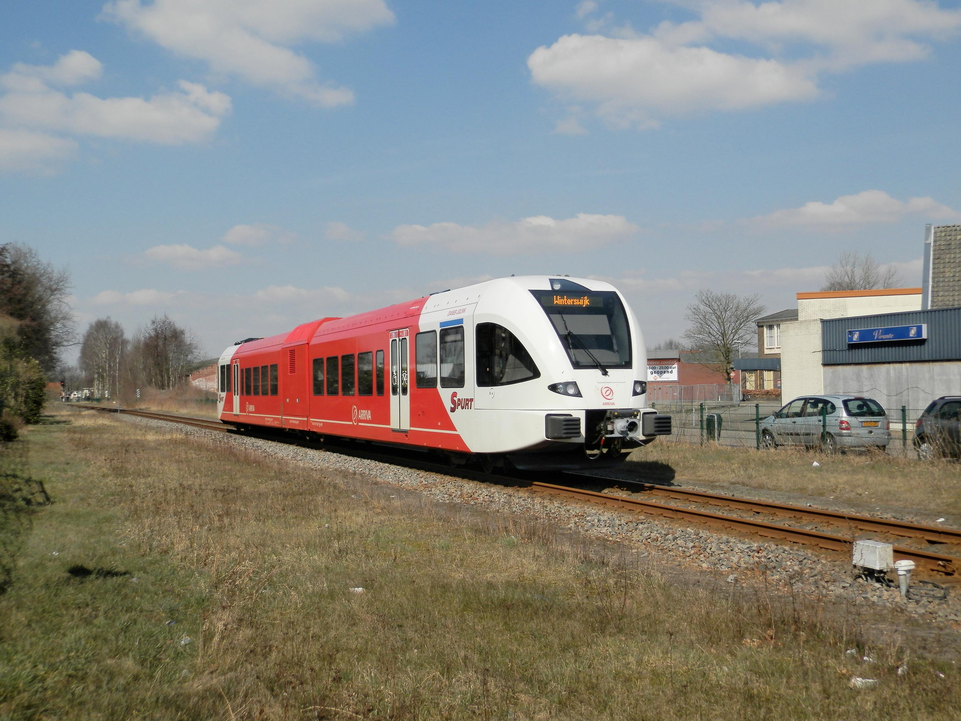 Arriva, spoorlijn, Winterswijk