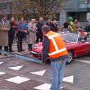 Opening Bosbrug, Den Haag