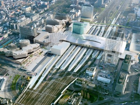 Centraal Station, Utrecht