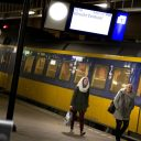 Reizigers, Utrecht, centraal station