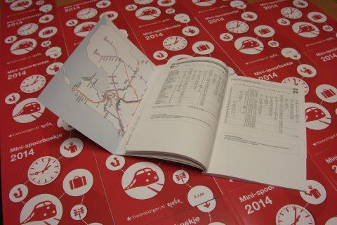 Minispoorboekje