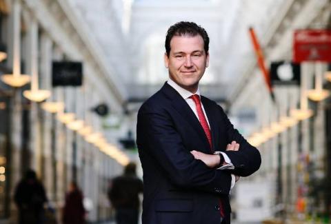 Lodewijk Asscher, mininster Sociale Zaken