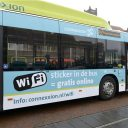 Bus, Connexxion, WiFi