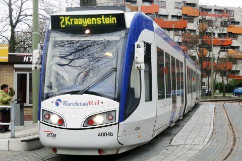 HTM, tram, RandstadRail