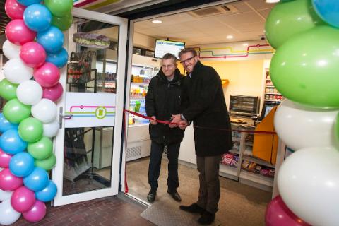 Wethouder Jan-Willem Groot van Amstelveen, Breaxx-vestiging busstation Amstelveen