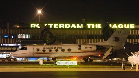 Rotterdam The Hague Airport, vliegveld