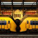 Intercity, trein, NS, station Haarlem, foto: Tim Boric