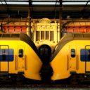 Intercity, NS, station Haarlem