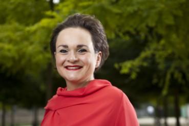 Alexandra van Huffelen, directeur, GVB