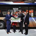 Citea Electric, elektrische bus, pilot, provincie, Noord-Brabant