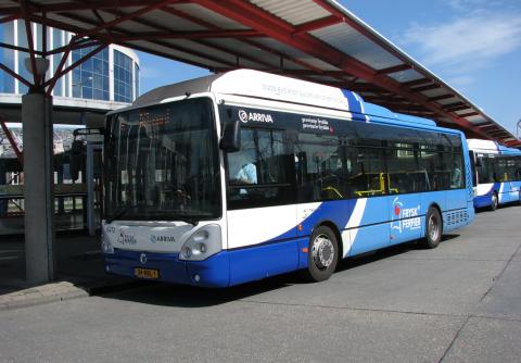 Arriva, stadsbus, Leeuwarden
