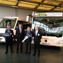 Mercedes-Benz, Evobus, Citaro, Minibus, jubileum, Mannheim