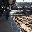 Centraal Station, Den Bosch, wissels, perron