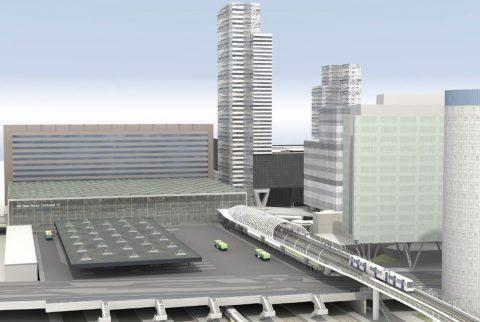 Eindhalte Erasmuslijn, metroverbinding, Den Haag