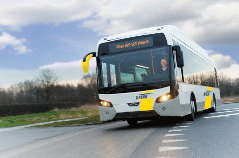 Hybride bus, VDL