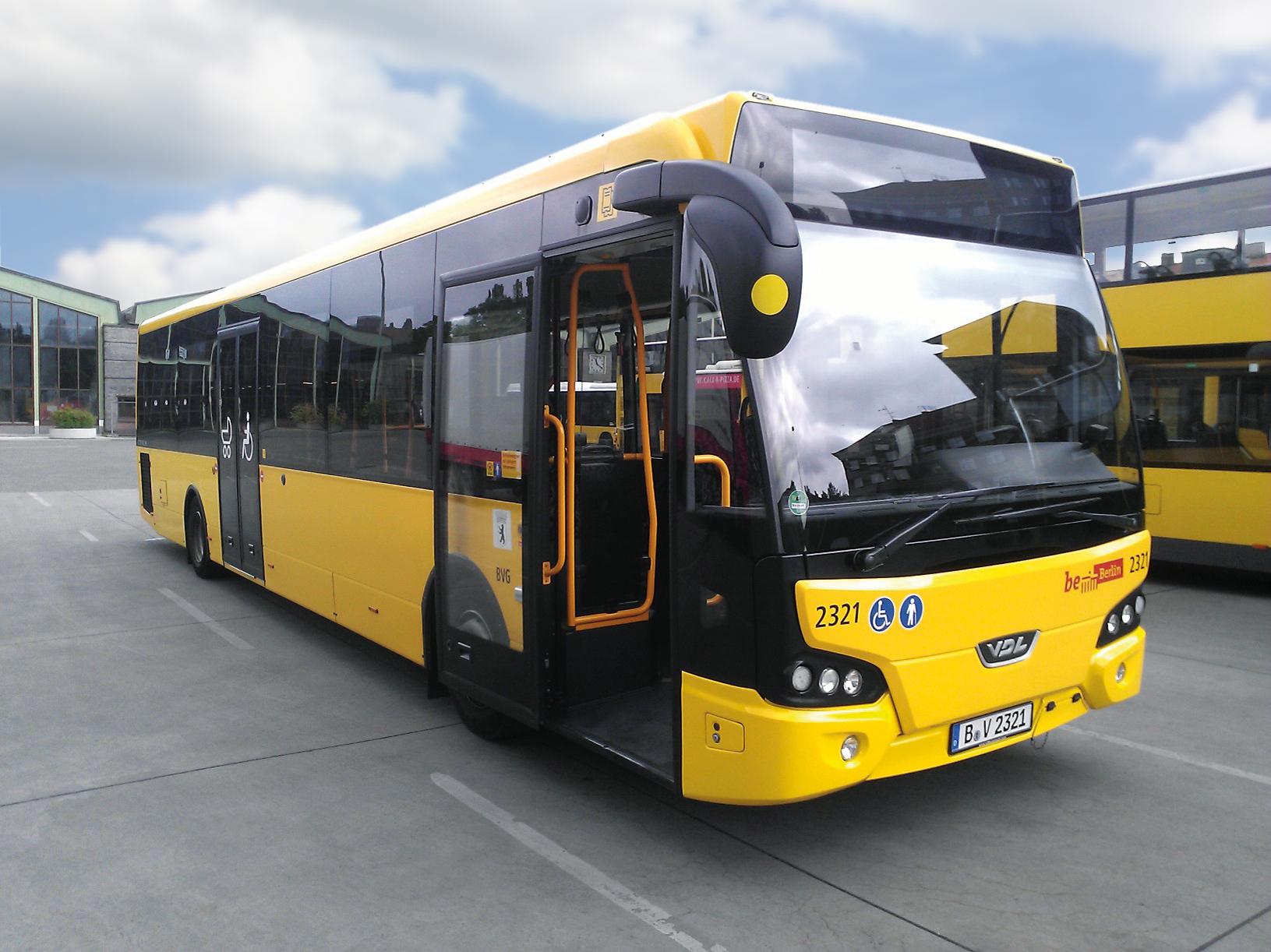 vdl gaat 236 stadsbussen leveren aan berlijn. Black Bedroom Furniture Sets. Home Design Ideas