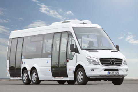 Mercedes-Benz Sprinter City 77, minibus
