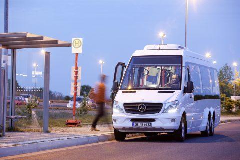 Mercedes-Benz Sprinter City 77