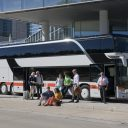 IC-bus, internationale bus, Deutsche Bahn