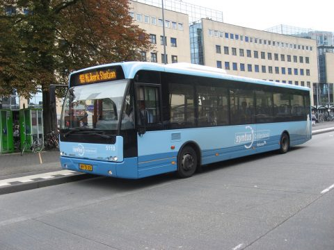 Syntus, bus, Amersfoort