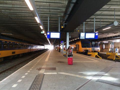 Centraal Station, Den Haag