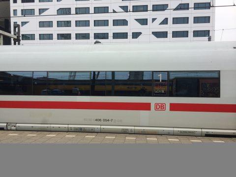ICE, Deutsche Bahn