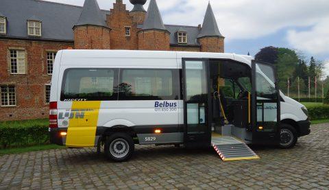 VDL MidCity, minibus, De Lijn
