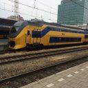NS, trein, Utrecht, Centraal Station