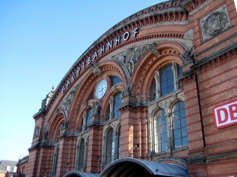 Hauptbahnhof, Bremen