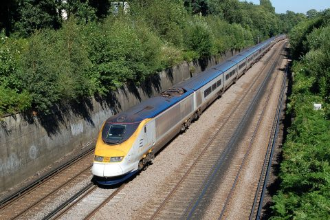 Eurostar, St Mary Cray,