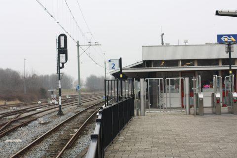 Vlaardingen Centrum, station