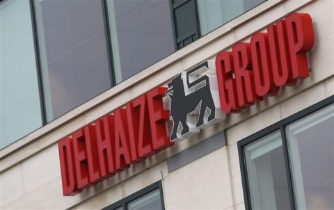 Delhaize Group, kantoor, Brussel