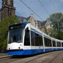 Tramlijn 13, GVB, tram
