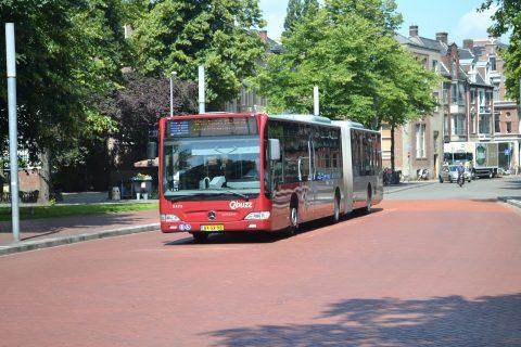 Qbuzz, bus, Groningen