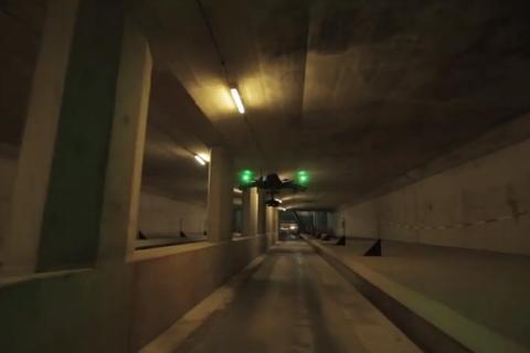 Drone, metroverbinding, Noord/Zuidlijn