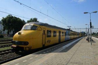 NS, trein, station Roermond