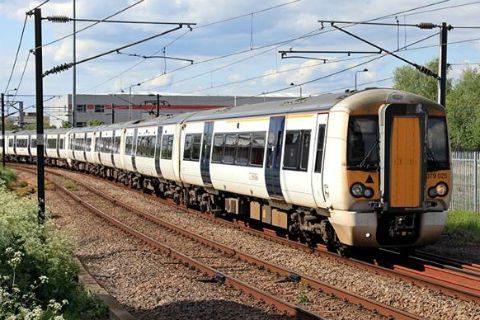Network Rail, proef Derby