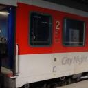City Night Line, internationale nachttrein