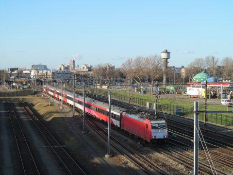 Intercity Direct, Traxx-locomotief, NS