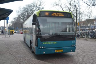 Connexxion, bus, station Hoorn