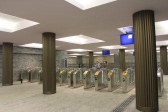 OV-chippoortjes, Breda Centraal Station