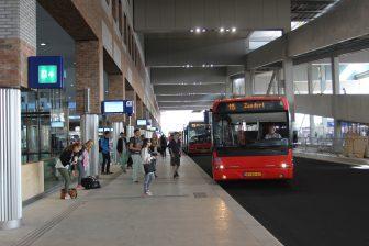 Nieuw busstation, Breda Centraal Station