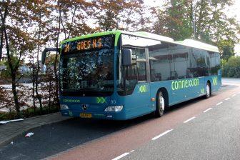 Connexxion, bus, Goes, Zeeland