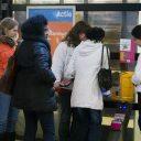 Studenten, opladen, OV-chipkaart