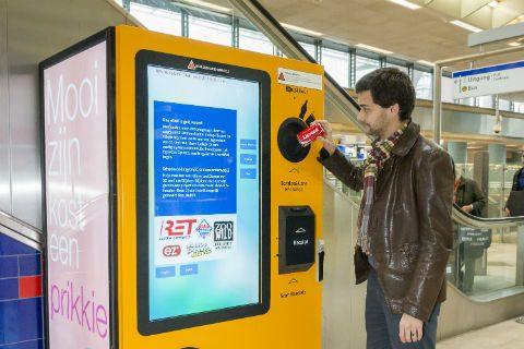 Statiegeldautomaat RET