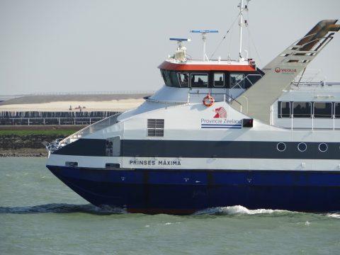 Westerschelde Ferry, veerdienst, veerboot